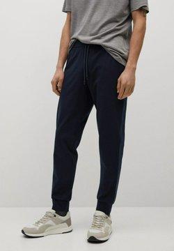 Mango - OHIO - Jogginghose - dunkles marineblau