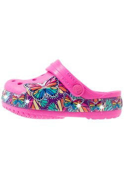 Crocs - Badslippers - electric pink