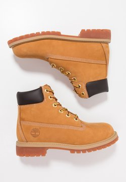 Timberland - 6 IN PREMIUM WP BOOT - Bottines à lacets - wheat