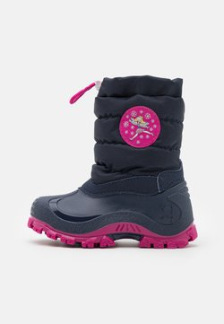 Lurchi - FAIRY - Snowboot/Winterstiefel - grey/pink