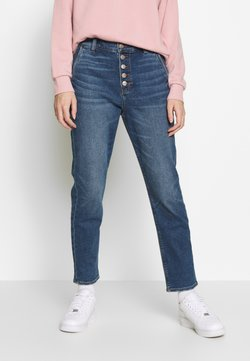 American Eagle - MOM - Slim fit jeans - easy breezy blue