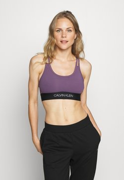 Calvin Klein Performance - LOW SUPPORT BRA - Sujetador deportivo - pink