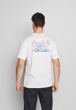 Dakine - KAU KAU POCKET  - Funktionsshirt - off white