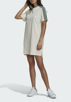 adidas Originals - TENNIS LUXE DRESS ORIGINALS - Vestido ligero - off white