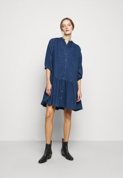CLOSED - LINJA - Denim dress - mid blue