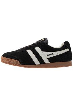 Gola - HARRIER - Sneakers laag - black/sun/grey