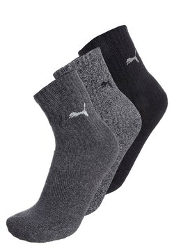 Puma - 3P - Sportsocken - antracite/grey