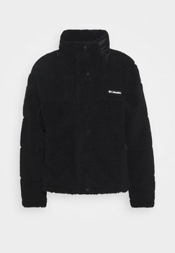 Columbia - LODGEBAFFLED SHERPA - Veste polaire - black