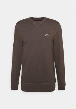 The GoodPeople - LIAM - Sweatshirt - cognac dark