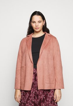 Zizzi - CAKELLY - Blazer - ash rose