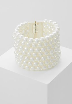 SNÖ of Sweden - MEGAN BRACE STRING - Armband - white