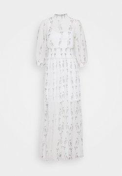 AllSaints - DELFI VARANASI DRESS - Maxikleid - chalk white