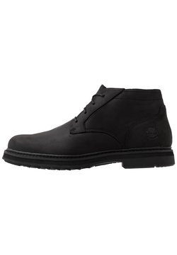 Timberland - SQUALL CANYON WP CHUKKA - Schnürstiefelette - black