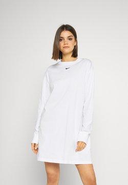 Nike Sportswear - DRESS - Vestido ligero - white