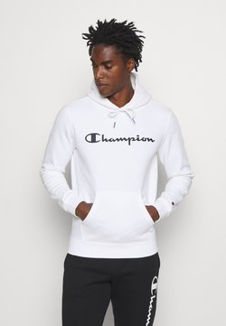 Champion - LEGACY HOODED - Huppari - white