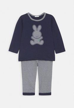 Benetton - TROUSERS SET UNISEX - Pyjama - dark blue