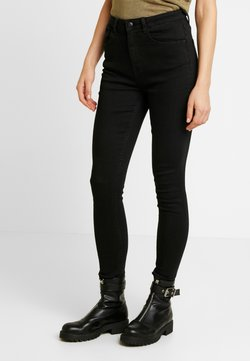 Object - Relaxed fit jeans - black