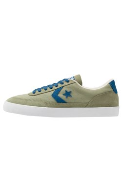 Converse - NET STAR - Sneaker low - street sage/court blue/white