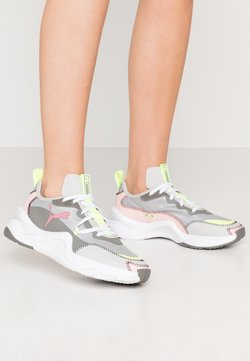 Puma - RISE EXTRAVAGANZA  - Sneakers laag - violet/ultra gray