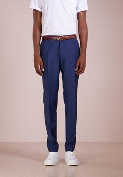 DRYKORN - FOOT - Anzughose - blau