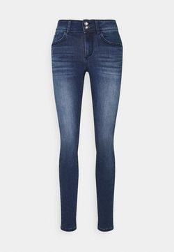 TOM TAILOR - ALEXA - Jeans Skinny Fit - dark stone wash denim