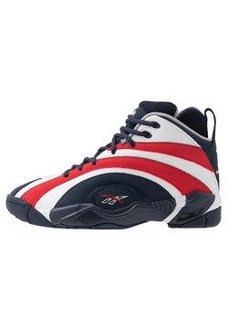 Reebok Classic - SHAQNOSIS - Sneaker high - vector navy/white/vector red