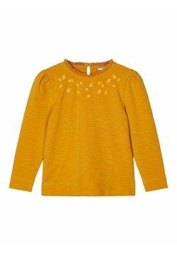 Name it - Sweater - spruce yellow
