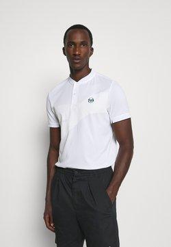 Sergio Tacchini - FAENZA - T-Shirt print - brilliant white