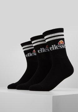 Ellesse - 3 PACK - Socken - black