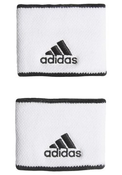 adidas Performance - TENNIS WRISTBAND SMALL - Schweißband - white