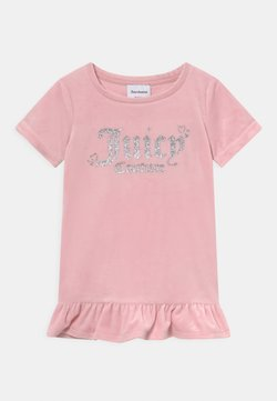 Juicy Couture - BABY HEART ONE FRILL - Vestido ligero - almond blossom