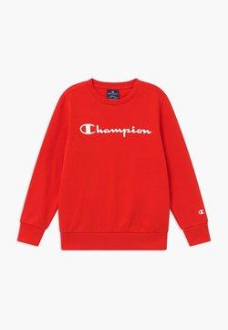 Champion - LEGACY AMERICAN CLASSICS CREWNECK  - Bluza - red