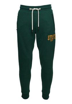 Superdry - Jogginghose - enamel green