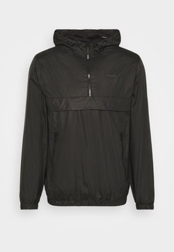 Jack & Jones - JJHUNTER LIGHT ANORAK JACKET - Windbreaker - black