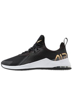 Nike Performance - AIR MAX BELLA TR  - Zapatillas de entrenamiento - black/metallic gold/flat pewter/white