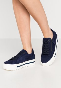 Gabor Comfort - Sneakers laag - bluette