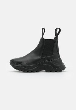 LÄST - FAST  - Sneakers hoog - black