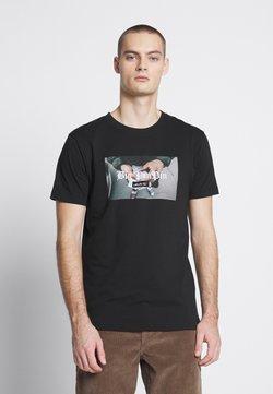 Mister Tee - BIG PIMPIN TEE - T-shirts print - black