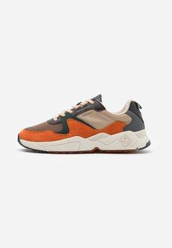 GANT - NICEWILL - Sneakers laag - burnt orange/dry sand