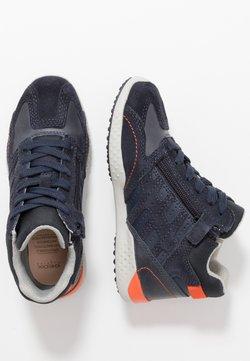 Geox - SNAKE.2 BOY - Sneaker high - navy