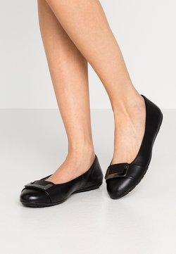 Caprice - Klassischer  Ballerina - black