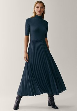 Massimo Dutti - Maxiklänning - blue