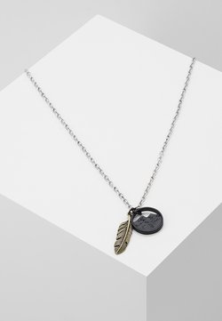 Icon Brand - SUMMIT NECKLACE - Necklace - black