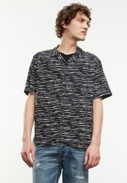 The Kooples - Hemd - black/white