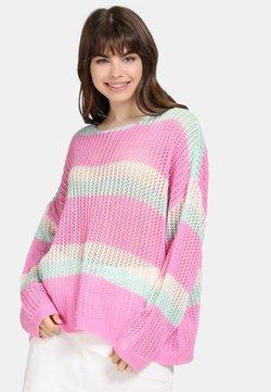 myMo - Strickpullover - light pink