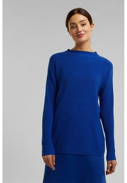 Esprit Collection - Strickpullover - bright blue