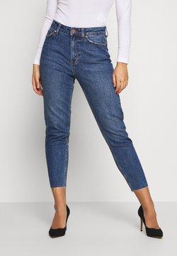 ONLY Petite - ONLEMILY - Slim fit jeans - dark blue denim