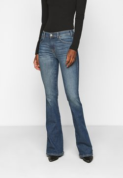 Dr.Denim Tall - MACY - Flared Jeans - eastcoast blue