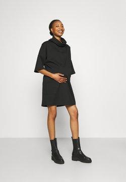 LOVE2WAIT - PONTE - Vestido ligero - black