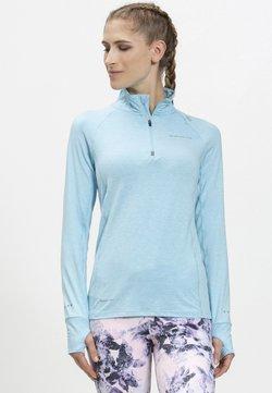 Endurance - CANNA - Funktionsshirt - mottled light blue